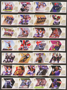 2012 GB UNMOUNTED MINT ( MNH ) - SETS  & COMMEMORATIVE EXTRAS