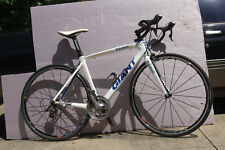 2010 Giant TCR Advanced Rabobank, 55 cm, 105, upgraded wheels,recently serviced