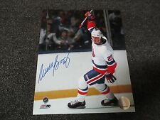 Mike Bossy New York Islanders Autographed 8X10 Photo! Signed Picture MeiGray LOA