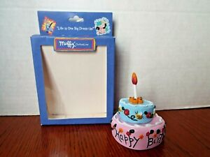 The Muffy Clothesline Collection ~ Surprise Birthday Party Cake 1999