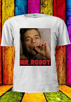 Mr. Robot Elliot TV Series Fsociety T-shirt Vest Tank Top Men Women Unisex 2179