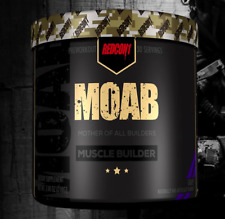 Redcon1 MOAB Muscle Builder 30 Servings Choose Flavor Mother Of All Builders