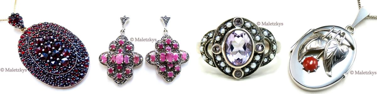 Maletzkys Antiker und Alter Schmuck | eBay Shops
