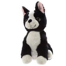 Cute Black and White Dog Puppy Door Stop Weight For Home Gift