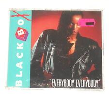 Black Box-Maxi-CD-Everybody Everybody-de 1990-signifiant 877 305-2