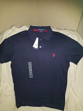 POLO camisa para Hombres color azul oscuro - Polo shirt for men