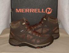 Merrell Siren Sport Q2 Mid Waterproof Hiking Boots Women's 9 Wide