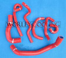Radiator Silicone Hose RED Nissan SKYLINE R33 R34 RB25DET RB26DET GTR