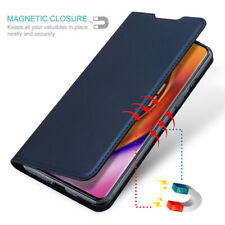 For Sony Xperia 1 10 II 2020 Magnetic Slim Leather Wallet Flip Stand Case Cover