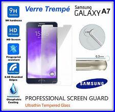 SAMSUNG GALAXY A7 2015 Tempered Glass Vitre de protection d'écran VERRE TREMPE