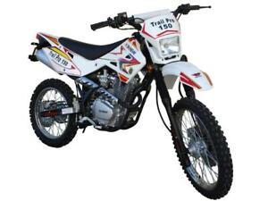 2020 TRAIL PRO 150cc  AG FARM DIRT BIKE TRAIL ALL TERRAIN MOTORBIKE   BOXED