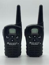Midland Xtra Talk Two Way Radio Walkie Talkie LXT118 Hunting 18 Mile 22 Channel