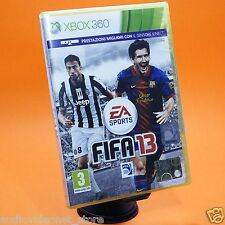 FIFA 13 XBOX 360 sigillato in italiano xbox360