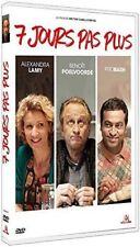 "DVD  ""7 jours pas plus""  Poelvoorde     NEUF SOUS BLISTER"