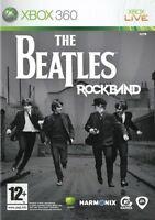Xbox 360 - Beatles Rockband *NEW DISC*