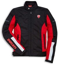 Ducati Summer Textile Mesh Jacket by Spidi Black 98104046