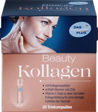 Das Gesunde Plus Beauty Collagen skin vitamins 20 ampules protect drink Kollagen