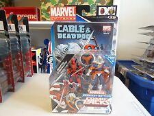 Marvel Universe DEADPOOL TASKMASTER Greatest Battles comic pack NEW SEALED X-Men