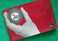 OEIGINAL Leica All About Camera Lenses 1970s brochure, good cond. ships from USA