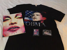 AUTHENTIC Madonna MDNA Official 2012 World Tour Lot Merchandise
