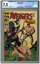 Avengers #40 CGC 7.5