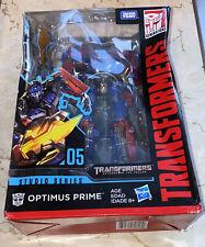 Used Transformers Studio Series 05 Voyager Class Movie 2 Optimus Prime