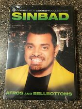 Sinbad - Afros & Bellbottoms - New Factory Sealed - Free Shipping