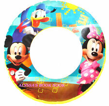 DISNEY'S ~MICKEY MOUSE CLUBHOUSE~ INFLATABLE SWIM RING