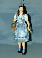 2007 Hallmark DOROTHY GALE The Wizard of Oz Christmas Ornament Judy Garland