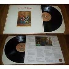 LE GRAND ROUGE - Same Rare French LP Folk Cezame 76'