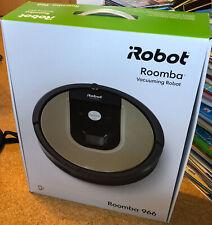 iRobot Roomba 966 Staubsaugroboter - Braun/Schwarz