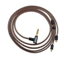 A2DC Headphone Upgrade Cable Cord for Audio-Technica ATH-LS50 E40 E70 CKS1100