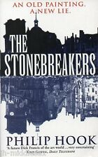Philip Hook Autograph - The Stonebreakers - Softback Book Signed - AFTAL