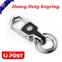 Car styling Silver Car Key Ring Keyring Keychain Chain For Mercedes - Benz