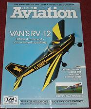 Light Aviation Magazine 2011 April Groppo,RV-12