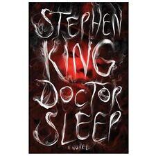 Doctor Sleep by Stephen King (2013, Hardcover, Large Type)