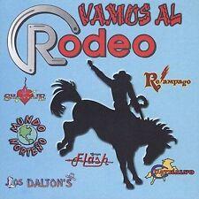 Various Artists : Vamos Al Rodeo CD