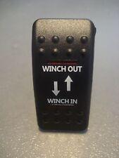 WINCH ROCKER SWITCH RED IN CAB ARB GQ 80 HILUX JEEP TOYOTA NISSAN WARN 4X4 GU JK