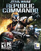Star Wars: Republic Commando PC DVD ROM GAME! NEW AND SEALED! LUCASARTS! L@@K!