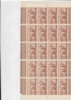 French Somalia Mint Never Hinged Stamps Sheet  ref R 17473