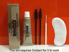 Refectocil Eyelash & Eyebrow tint - No.R3.1 Light Brow + mascara wands