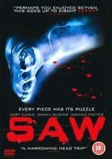 Saw 5017239192807 With Leigh Whannell DVD Region 2