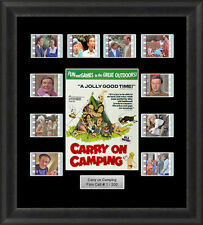 Backlight Carry on Camping Framed 35mm Film Cell Memorabilia Filmcells Movie