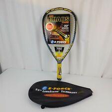 """E-Force Chaos Power Racquetball Racquet 22"""" Longstring Technology Brand New"""