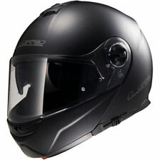 LS2 FF325 Strobe Solid DVS Flip Front Motorbike Motorcycle Helmet Matt Black