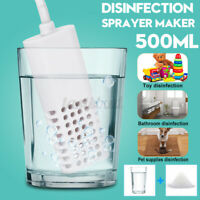 Mini 5V USB Hypochlorous Acid Water Disinfection Sterilizing Making Tool Machine