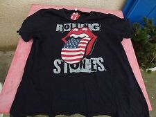 Tee-shirt  Rolling Stones 2012 T XL