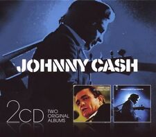 "JOHNNY CASH ""AT SAN QUENTIN/AT FOLSOM PRISON"" NEU 2 CD"