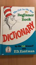 The Cat in the Hat Beginner Book Dictionary Dr Seuss's Abc • Hardback