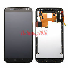 For Motorola Moto X Pure Edition XT1575 LCD Digitizer Display Touch Screen Frame